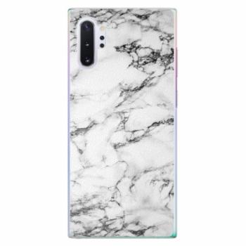 Plastové pouzdro iSaprio - White Marble 01 - Samsung Galaxy Note 10+