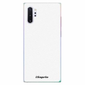 Plastové pouzdro iSaprio - 4Pure - bílý - Samsung Galaxy Note 10+