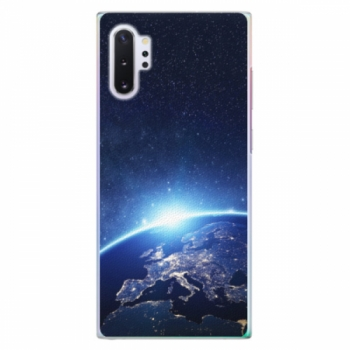 Plastové pouzdro iSaprio - Earth at Night - Samsung Galaxy Note 10+