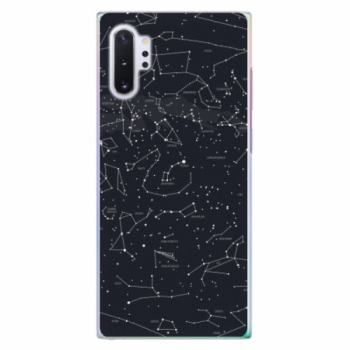 Plastové pouzdro iSaprio - Night Sky 01 - Samsung Galaxy Note 10+