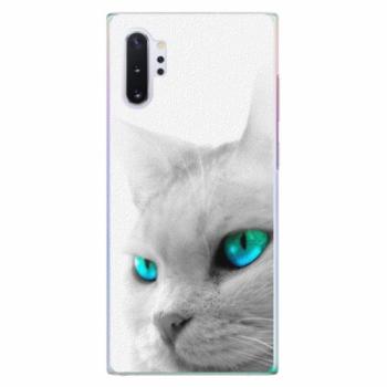 Plastové pouzdro iSaprio - Cats Eyes - Samsung Galaxy Note 10+