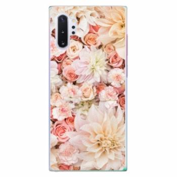 Plastové pouzdro iSaprio - Flower Pattern 06 - Samsung Galaxy Note 10+