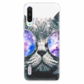 Plastové pouzdro iSaprio - Galaxy Cat - Xiaomi Mi A3
