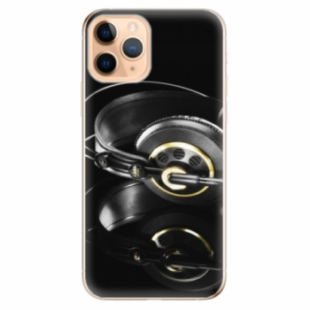 Odolné silikonové pouzdro iSaprio - Headphones 02 - iPhone 11 Pro