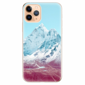 Odolné silikonové pouzdro iSaprio - Highest Mountains 01 - iPhone 11 Pro