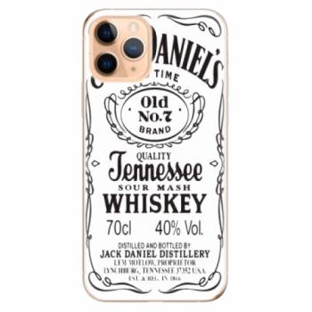 Odolné silikonové pouzdro iSaprio - Jack White - iPhone 11 Pro