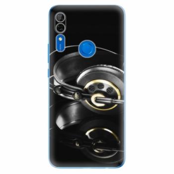 Odolné silikonové pouzdro iSaprio - Headphones 02 - Huawei P Smart Z
