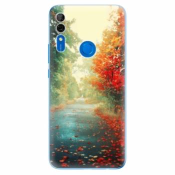 Odolné silikonové pouzdro iSaprio - Autumn 03 - Huawei P Smart Z