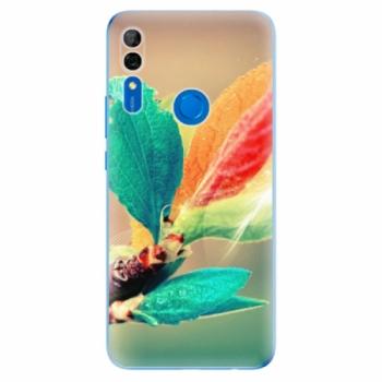 Odolné silikonové pouzdro iSaprio - Autumn 02 - Huawei P Smart Z