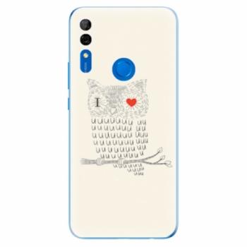 Odolné silikonové pouzdro iSaprio - I Love You 01 - Huawei P Smart Z