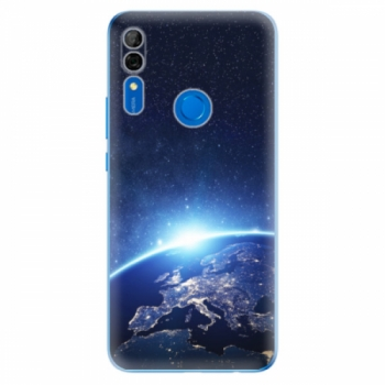 Odolné silikonové pouzdro iSaprio - Earth at Night - Huawei P Smart Z
