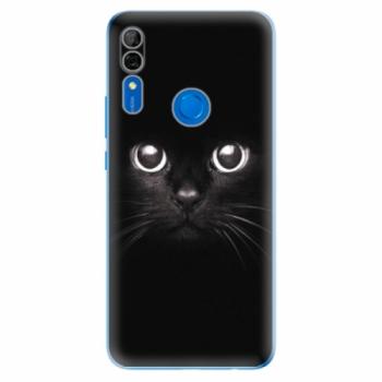 Odolné silikonové pouzdro iSaprio - Black Cat - Huawei P Smart Z