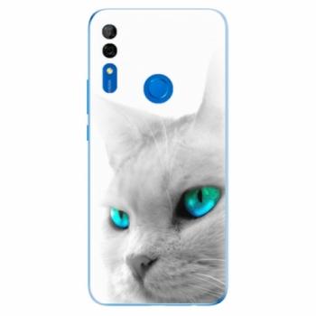 Odolné silikonové pouzdro iSaprio - Cats Eyes - Huawei P Smart Z