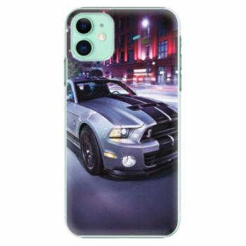 Plastové pouzdro iSaprio - Mustang - iPhone 11