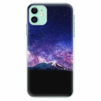 Plastové pouzdro iSaprio - Milky Way - iPhone 11