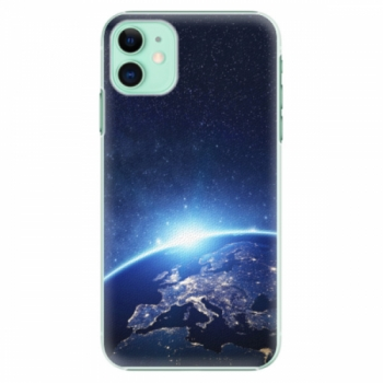Plastové pouzdro iSaprio - Earth at Night - iPhone 11
