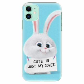 Plastové pouzdro iSaprio - My Cover - iPhone 11
