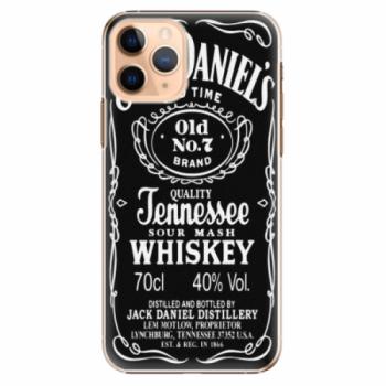 Plastové pouzdro iSaprio - Jack Daniels - iPhone 11 Pro
