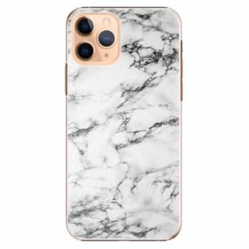 Plastové pouzdro iSaprio - White Marble 01 - iPhone 11 Pro