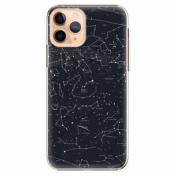 Plastové pouzdro iSaprio - Night Sky 01 - iPhone 11 Pro
