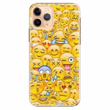Plastové pouzdro iSaprio - Emoji - iPhone 11 Pro