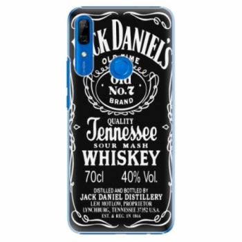 Plastové pouzdro iSaprio - Jack Daniels - Huawei P Smart Z