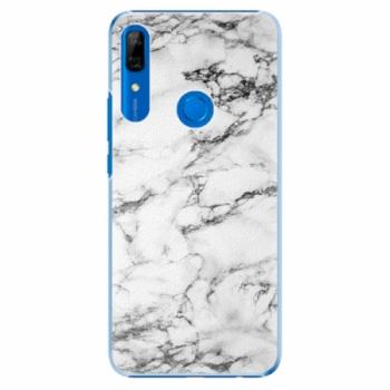 Plastové pouzdro iSaprio - White Marble 01 - Huawei P Smart Z