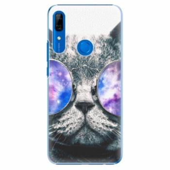 Plastové pouzdro iSaprio - Galaxy Cat - Huawei P Smart Z
