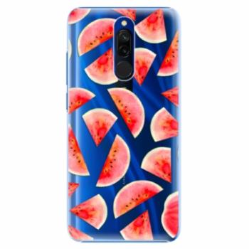 Plastové pouzdro iSaprio - Melon Pattern 02 - Xiaomi Redmi 8