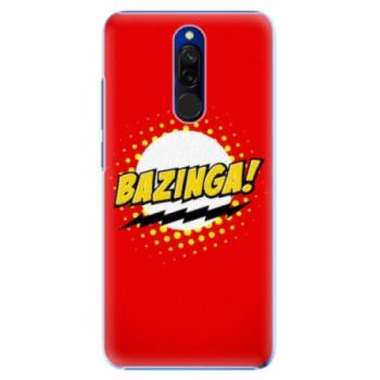 Plastové pouzdro iSaprio - Bazinga 01 - Xiaomi Redmi 8