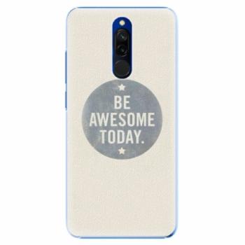 Plastové pouzdro iSaprio - Awesome 02 - Xiaomi Redmi 8