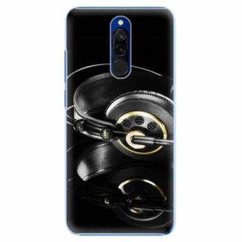 Plastové pouzdro iSaprio - Headphones 02 - Xiaomi Redmi 8