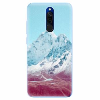 Plastové pouzdro iSaprio - Highest Mountains 01 - Xiaomi Redmi 8