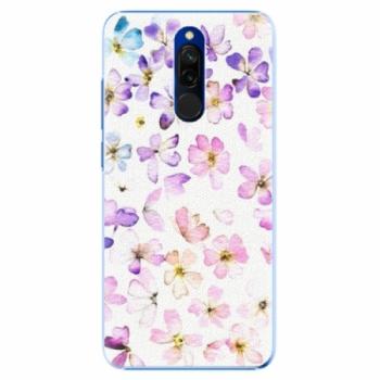 Plastové pouzdro iSaprio - Wildflowers - Xiaomi Redmi 8