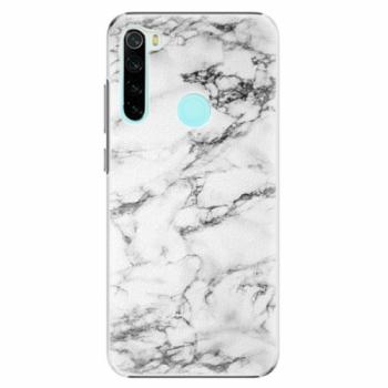 Plastové pouzdro iSaprio - White Marble 01 - Xiaomi Redmi Note 8