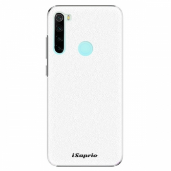 Plastové pouzdro iSaprio - 4Pure - bílý - Xiaomi Redmi Note 8