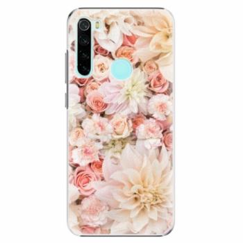 Plastové pouzdro iSaprio - Flower Pattern 06 - Xiaomi Redmi Note 8