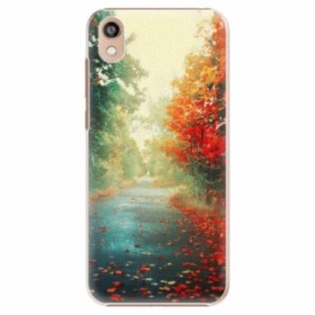 Plastové pouzdro iSaprio - Autumn 03 - Huawei Honor 8S