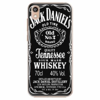 Plastové pouzdro iSaprio - Jack Daniels - Huawei Honor 8S