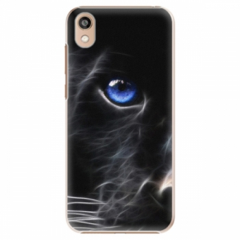 Plastové pouzdro iSaprio - Black Puma - Huawei Honor 8S