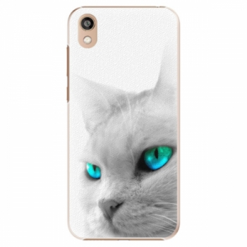 Plastové pouzdro iSaprio - Cats Eyes - Huawei Honor 8S