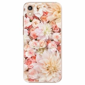 Plastové pouzdro iSaprio - Flower Pattern 06 - Huawei Honor 8S
