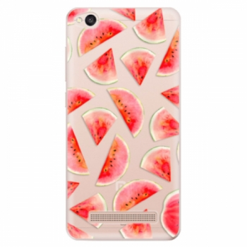 Odolné silikonové pouzdro iSaprio - Melon Pattern 02 - Xiaomi Redmi 4A