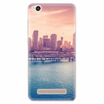 Odolné silikonové pouzdro iSaprio - Morning in a City - Xiaomi Redmi 4A