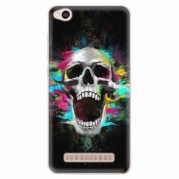 Odolné silikonové pouzdro iSaprio - Skull in Colors - Xiaomi Redmi 4A