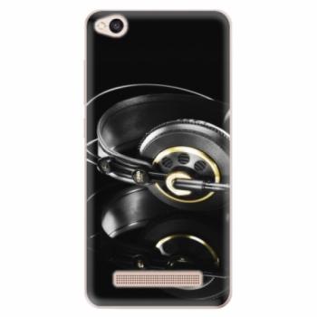 Odolné silikonové pouzdro iSaprio - Headphones 02 - Xiaomi Redmi 4A