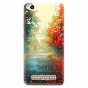 Odolné silikonové pouzdro iSaprio - Autumn 03 - Xiaomi Redmi 4A