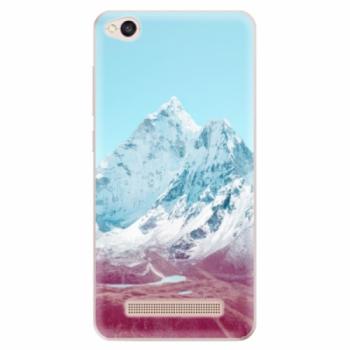 Odolné silikonové pouzdro iSaprio - Highest Mountains 01 - Xiaomi Redmi 4A