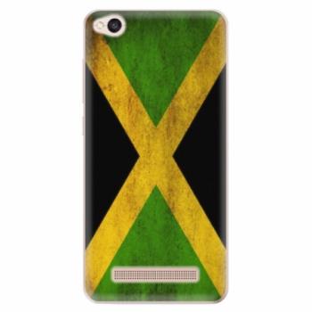Odolné silikonové pouzdro iSaprio - Flag of Jamaica - Xiaomi Redmi 4A