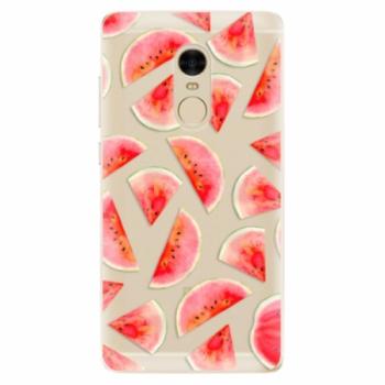 Odolné silikonové pouzdro iSaprio - Melon Pattern 02 - Xiaomi Redmi Note 4